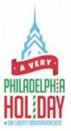 Philadelphia Holiday